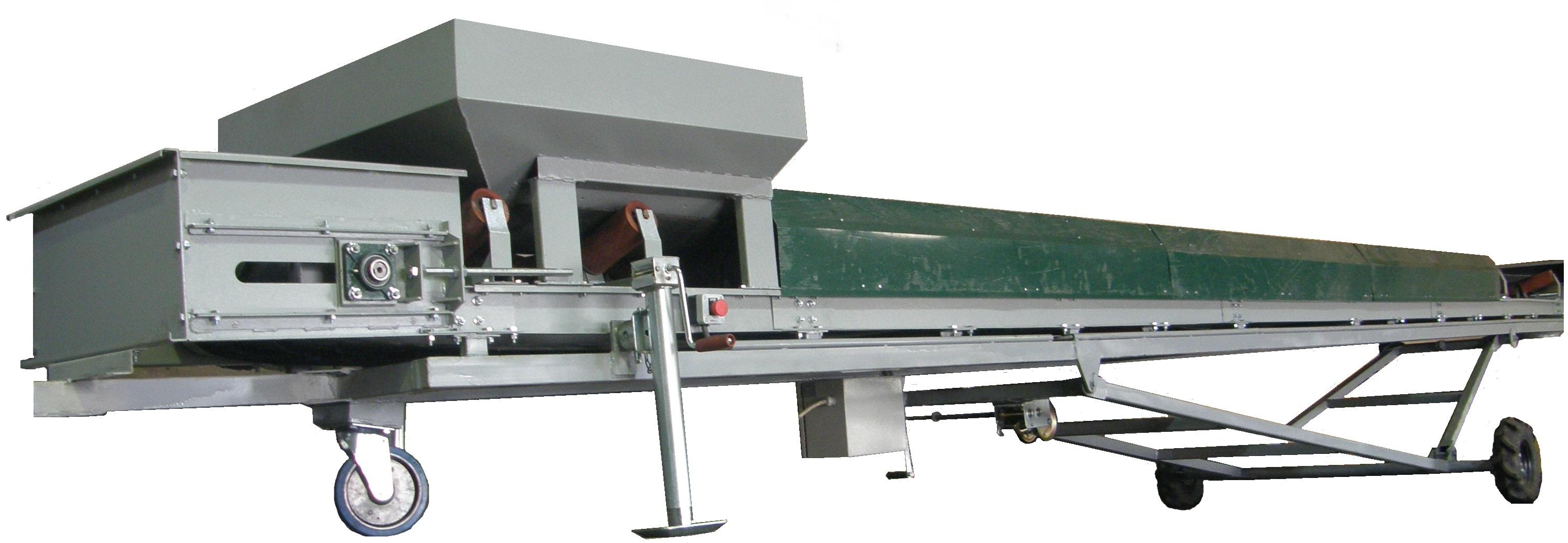 Передвижные зерновые транспортеры чертежи барабанов конвейеров